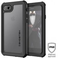Ghostek Nautical Waterproof Case Apple iPhone 7/8 Black Mobiele telefoon behuizingen