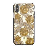 Richmond & Finch RF Series TPU Case Apple iPhone X/Xs Golden Jungle