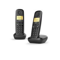 Gigaset A270 Duo Téléphone - Noir