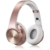Sodo On-Ear Bluetooth Headset/Speaker Pink
