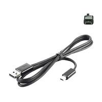HTC DC U300 Data Cable Mini-USB Black Bulk